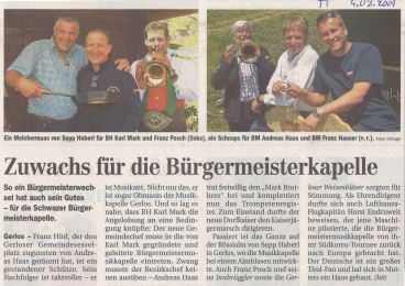 04.08.2009 Musik am Berg