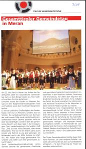 2009 Tiroler Gemeindetag Meran